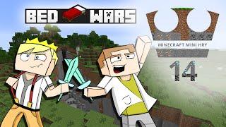 Jirka a GEJMR Hraje - Minecraft Mini hry 14 - BedWars