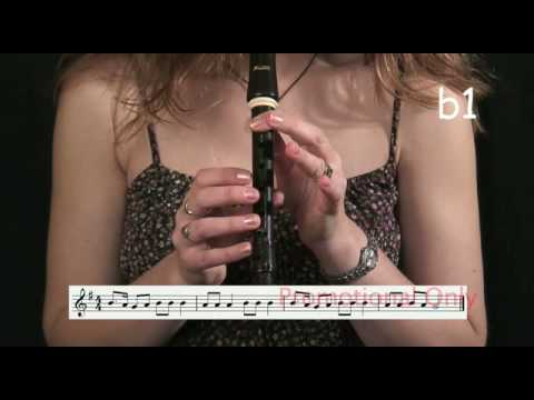 Learn To Play Recorder Promo Video