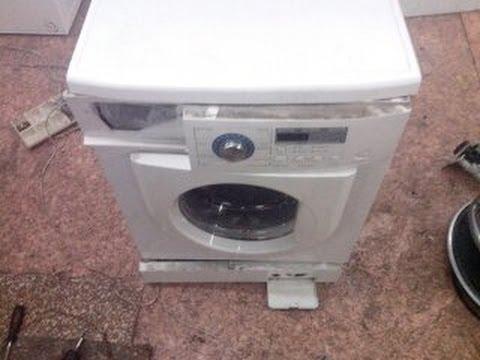 ремонт стиральной машинки автомат своими руками