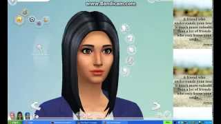 Sims 4 create a sim demo for me and my friends (anime)