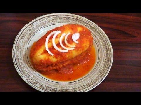Receta de Tortas ahogadas rellenas de carnitas