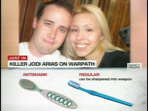 Jodi Arias Angry Her Prison Shopping List Goes Public: Beano Anti-Gas, Zit Cream, Suspected Sex Toys