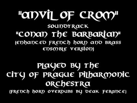 Conan the Barbarian - Anvil of Crom (Enhanced Brass Emsemble Version)