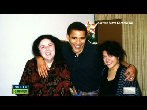 Cnn Official Interview Obama S Sister Maya Soetoro Ng