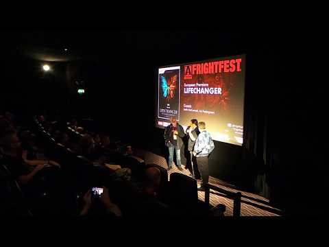 LIFECHANGER (2018) FrightFest International Premiere Introduction With Director Justin McConnell