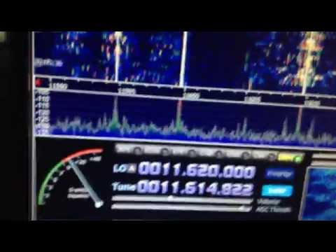 ALL INDIA RADIO Russian DRM 17:05 UTC on 11620 Khz 30 September 2015