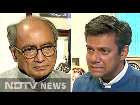 Congress needs to move ahead with the times: Digvijaya Singh