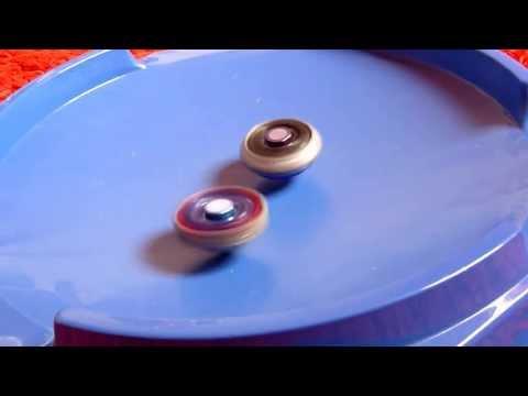 vidéo beyblade : diablo nemesis vs cosmic pegasus