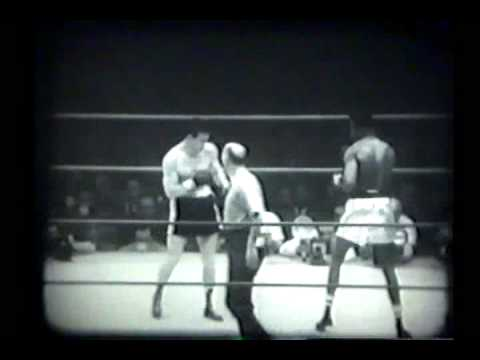 Sugar Ray Robinson | Rocky Graziano 1/1 Video