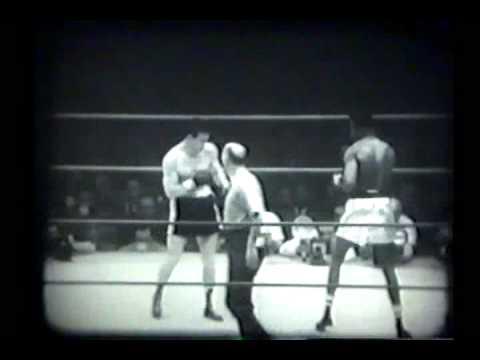 Sugar Ray Robinson | Rocky Graziano 1/1 Video