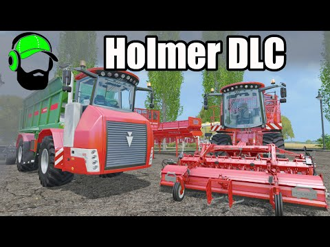 Farming Simulator 15 - The Holmer DLC will change how you harvest sugar beets forever!