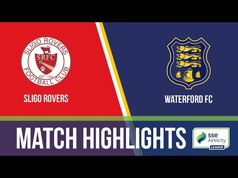 GW25: Sligo Rovers 0-0 Waterford