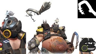 The History of Roadhog [ft. Coldplay]