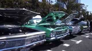 【 Newstyle Custom Autoshow 2014 】 Japanese Lowriders  in Makuhari