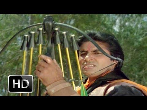 Making Of Amitabh Bachchan's Comedy Scene Movie TOOFAN