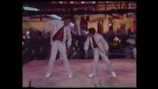 The Big Break Dance Contest Live at the Roxy 1983