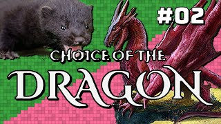 Choice of the Dragon Part 2 — Conquest! — Yahweasel