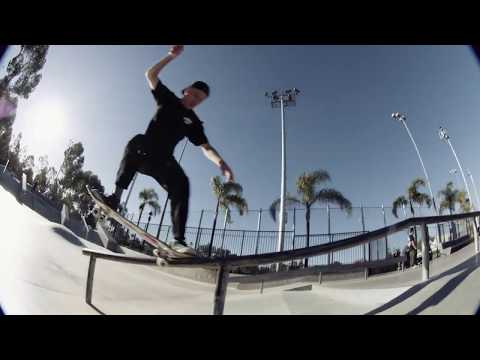 TIME TO GRIND: Nate Greenwood