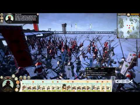 Total War: Shogun 2 Video Review