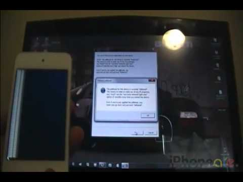 Jailbreak Tethered iPhone 4.3GS iPod Touch 3G.4G y iPad 1G. Compatible con iOS 5.1.1/
