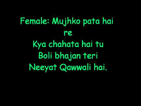 Yeh Jawaani Hai Deewani - Balam Pichkari Lyrics