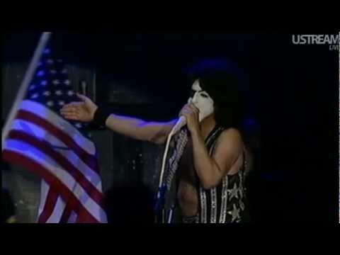 Kiss - I Pledge Allegiance