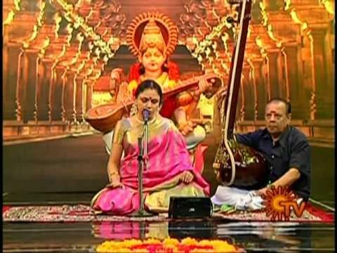 10-06-2011 Sudha Raghunathan Vijaya Dasami