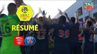 Nîmes Olympique - Paris Saint-Germain ( 2-4 ) - Résumé - (NIMES - PARIS) / 2018-19