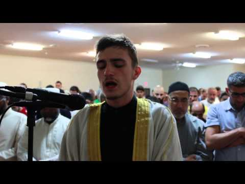 Qari Fatih Seferagic Taraweeh (2014) Night 21 - Surah Kahf - video