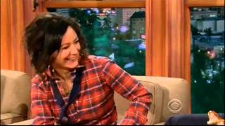 Craig Ferguson 9/5/13E Late Late Show Sara Gilbert