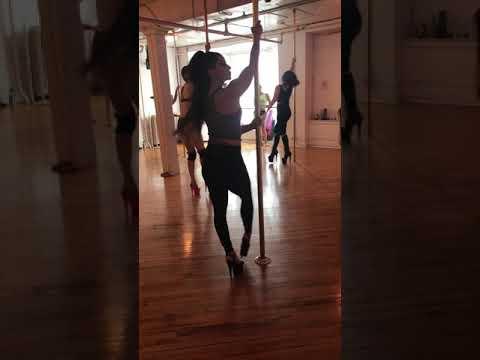 Erotic Pole at Brass Vixens yonge st thumbnail