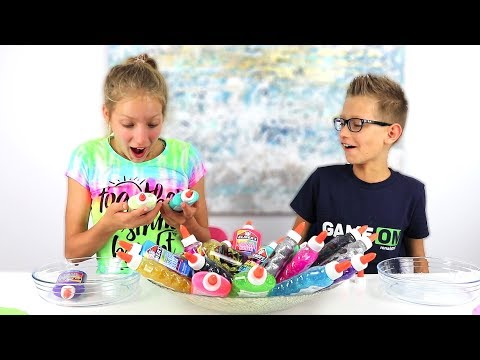 Will It Slime ? - Satisfying Slime ASMR #44 !