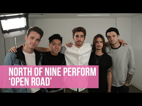 North of Nine - Open Road