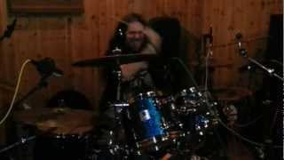 DESERT- Studio Diary Pt.1 (Drums Recording Session 2013)