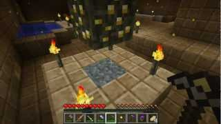 [Minecraft] Aether Mod - Ep. 4 - La Silver Dungeon!