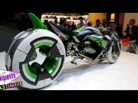 Top 10 Amazing Bikes in the WORLD