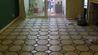 Paver and Saltillo Cleaning and Sealing - Mexican Paver Cleaning