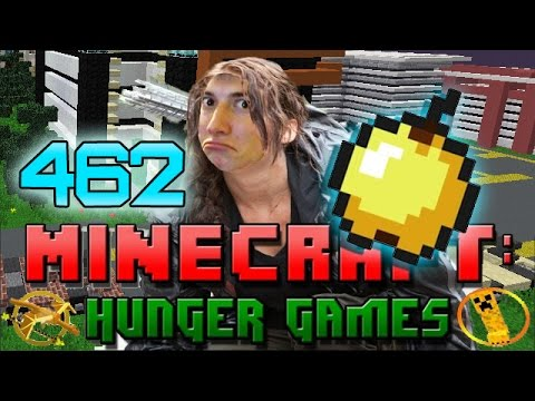 Minecraft: Hunger Games w Mitch Game 462 GOLD APPLE FAIL
