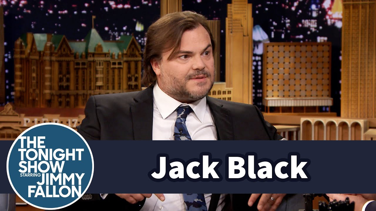Jack Black talks to Jimmy about life with his two sons, including occasionally getting attacked in his wallet and genitals. Subscribe NOW to The Tonight Show...