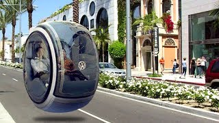 Most AMAZING Concept Cars That Can Fly!