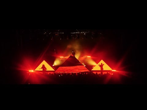 ZHU - Love That Hurts (ft. Karnaval Blues & Indiana) | Live from the DUNE Tour