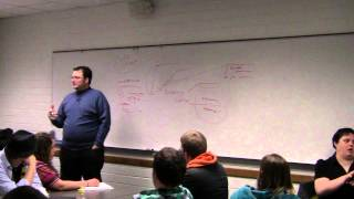 2013 Brandon Sanderson - Lecture 2: Blending the Familiar & Strange (3/8)