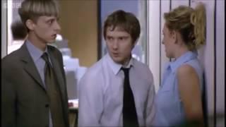 The Office UK & USA Gareth vs Dwight