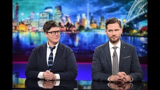 Download Song Hannah Gadsby | The Weekly Free StafaMp3