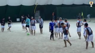 Обзор матчей финального этапа Высшего дивизиона Чемпионата СПб по пляжному