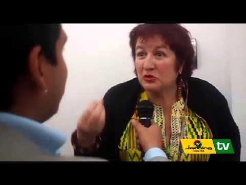 Diana Uribe habla de la importancia del reggae en la cultura colombiana. Alpha Blondy