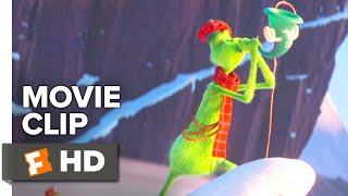 The Grinch Movie Clip - Reinhorn (2018)   Movieclips Coming Soon