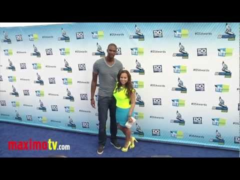 Chris Bosh MIAMI HEAT at 2012 Do Something Awards ARRIVALS