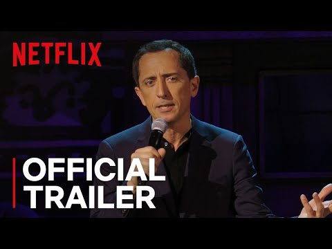 Gad Elmaleh: American Dream | Official Trailer | Netflix