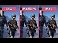 Ghost Recon Wildlands – PC Low vs. Medium vs. Max Closed Beta Graphics Comparison